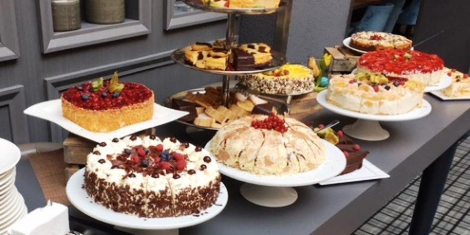 Immer wieder Samstags - SHOPPING & CAKE