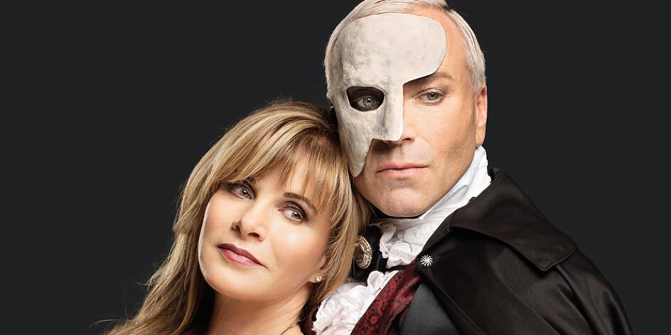 Das Phantom der Oper – mit Weltstar Deborah Sasson und Uwe Kröger