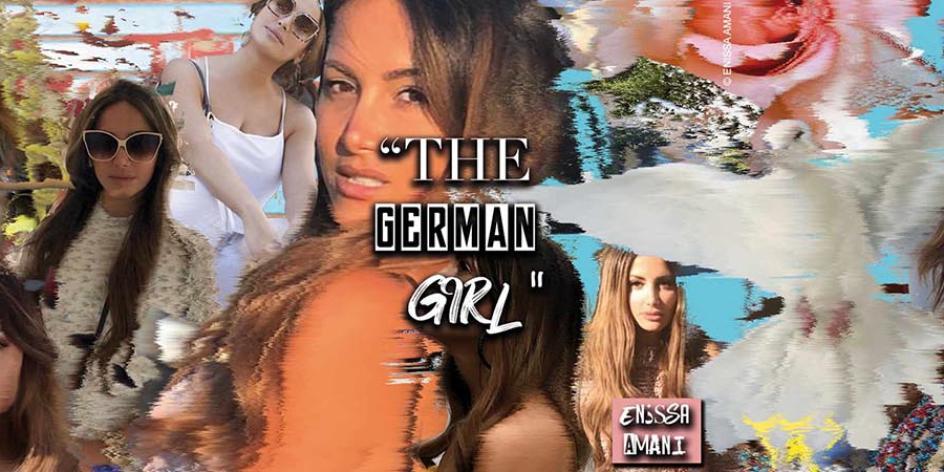 """Enissa Amani – """"The German Girl"""" Tour"""
