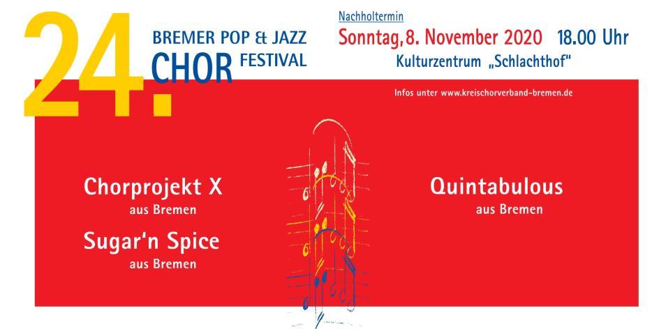 24. Pop- & Jazzchorfestival