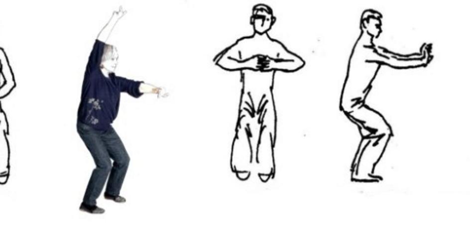 Qigong | Regelmäßiger Kurs in Fan Teng Gong und Nei Jing Gong