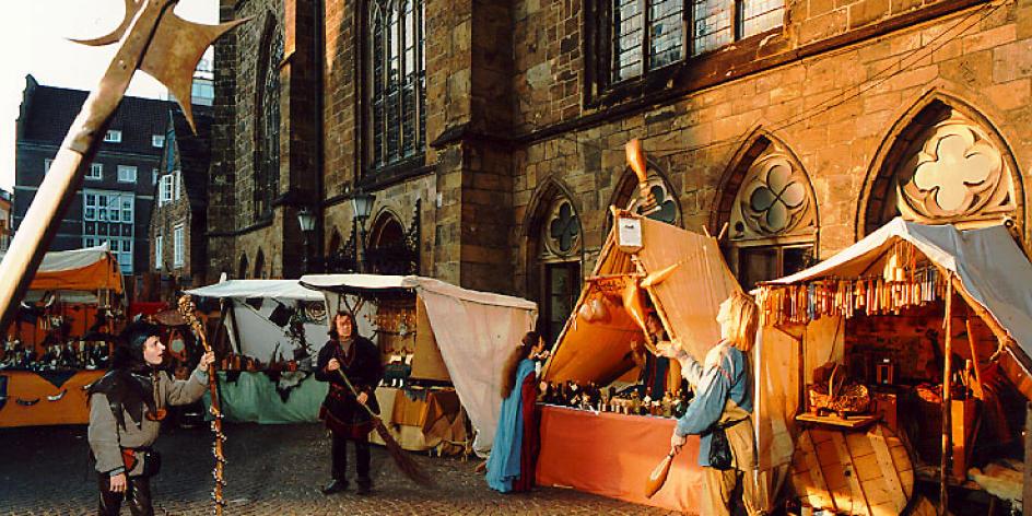 Historischer Markt zu Bremen