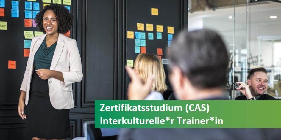 Interkulturelle*r Trainer*in (CAS)