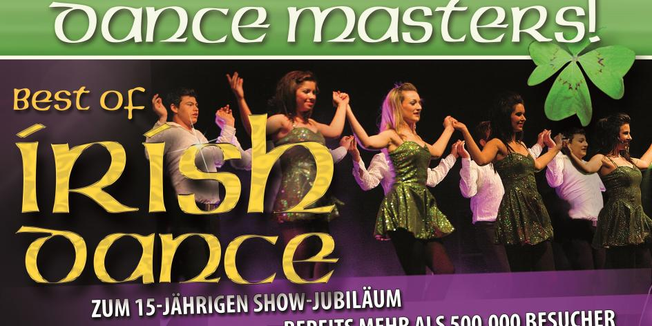 DANCE MASTERS! – Best of Irish Dance