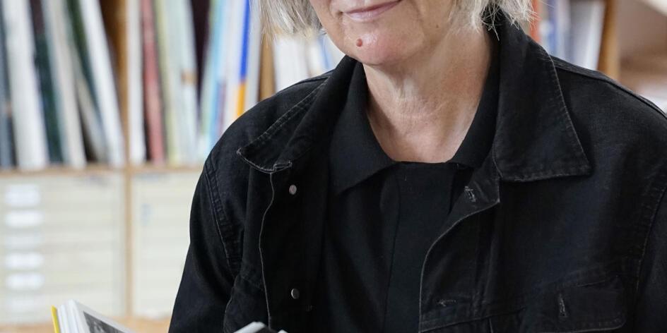 Blaumeier oder der Möglichkeitssinn - Autrinnenlesung mit Jutta Reichelto