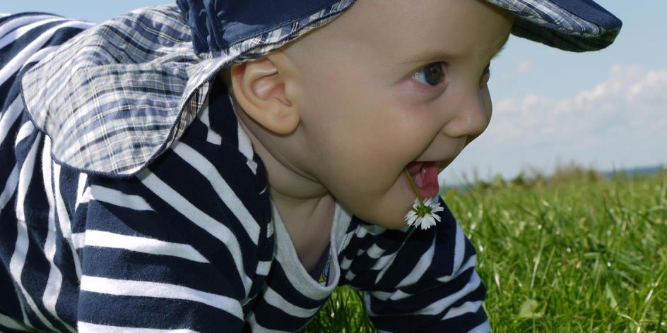 Kindertagespflege. Eine Chance für mein Kind.