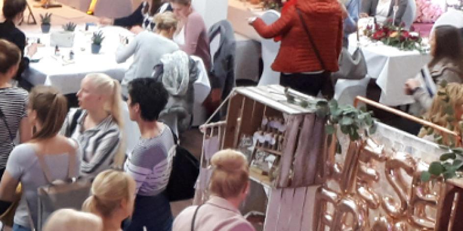 Hochzeitsmesse auf dem Brokser Markt