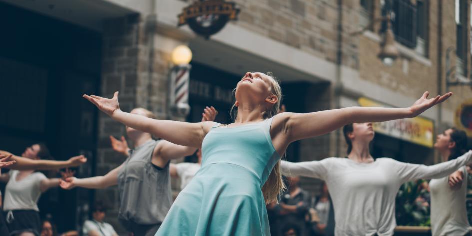 Dance & Move 8-14 Jahre