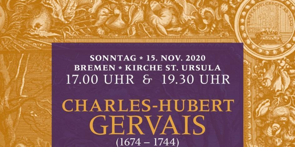 """Charles Hubert Gervais (1671 – 1744), Grand Motet """"Super flumina Babylonis"""""""