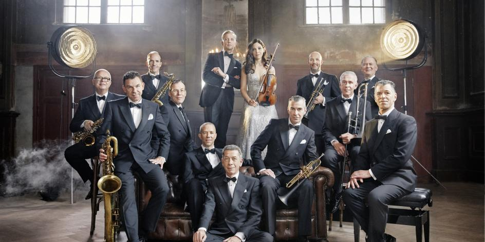 Max Raabe & Palast Orchester – Guten Tag, liebes Glück