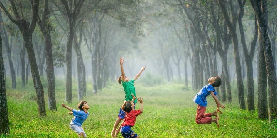 Tanz für Kinder 4 - 6 Jahre