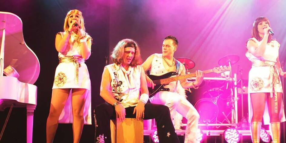 ABBA today – The Tribute Show - Seebühne Bremen 2021