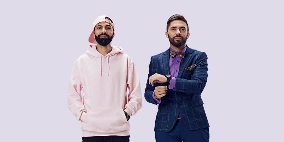 Khalid Bounouar & Benaissa Lamroubal - Seebühne Bremen 2021