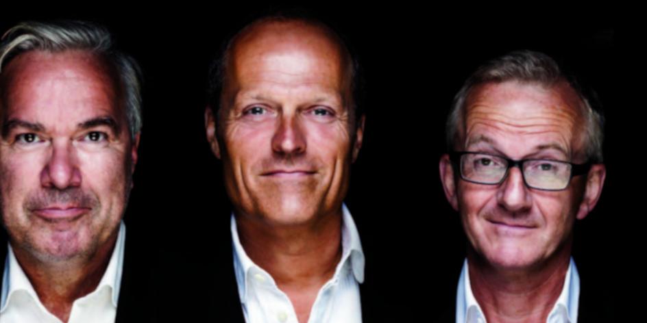 Söhne Hamburgs – Stefan Gwildis, Joja Wendt, Rolf Claussen feiern Weihnachten