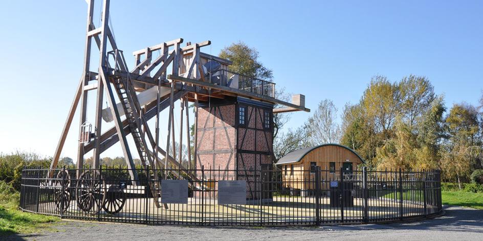 Das Telescopium Lilienthal - Einführung und Besichtigung