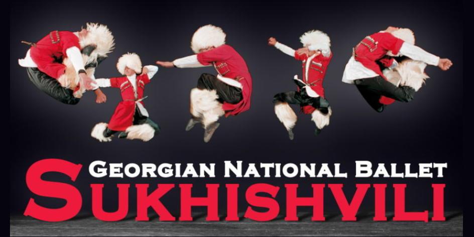 Sukhishvili – Das georgische Nationalballett