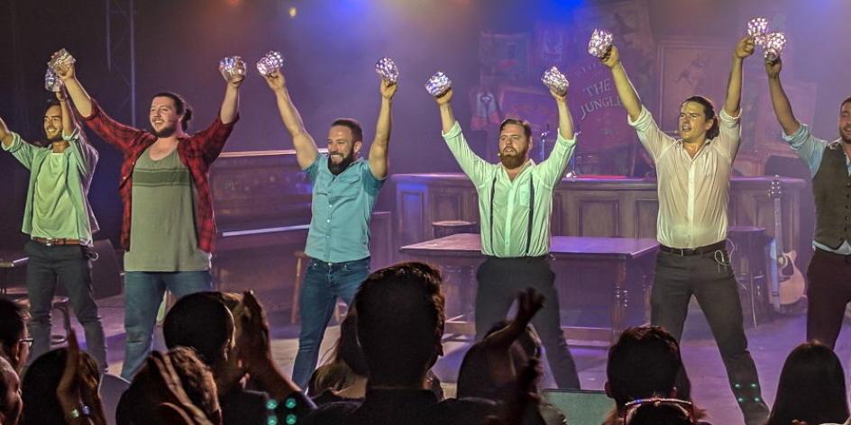 The Choir of Man – The Greatest Pub Concert
