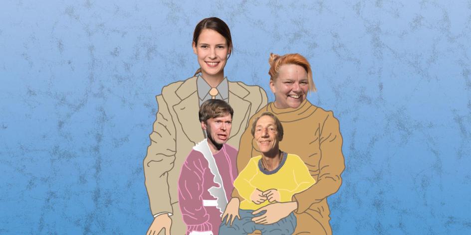 Unsere Familie zu Weihnachten / Improtheater