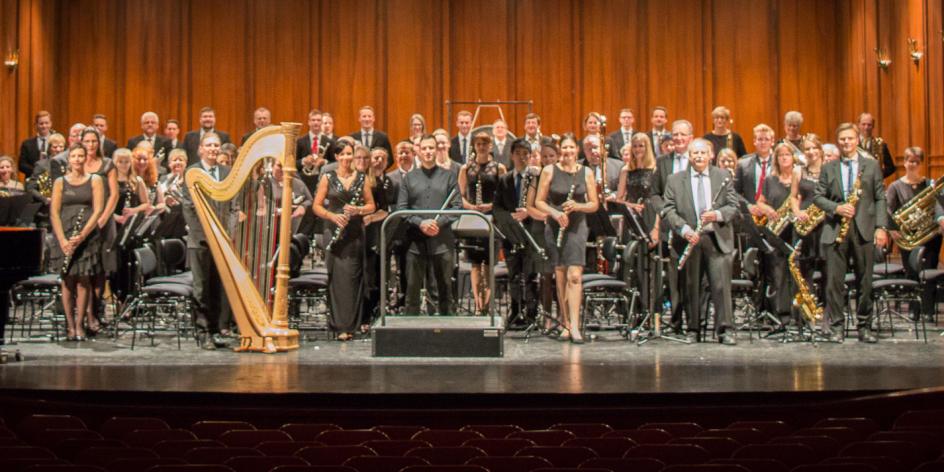 Cinema meets symphonic winds – Galakonzert sinfonisches blasorchester wehdel