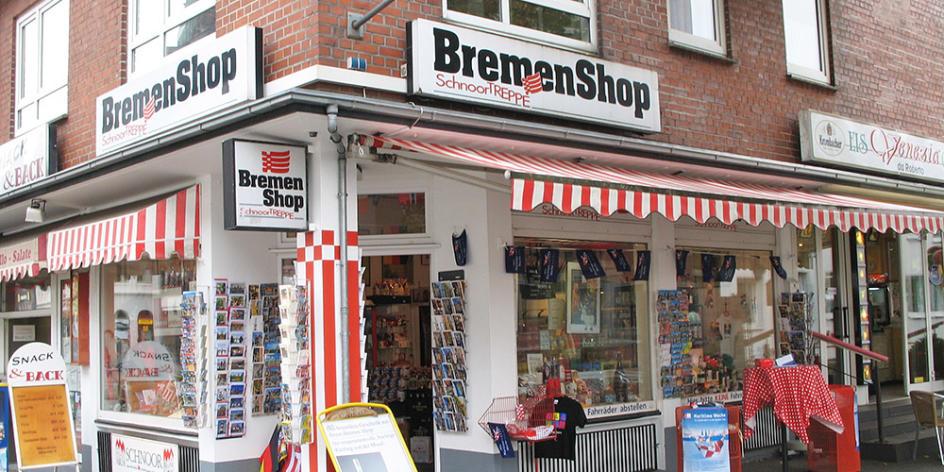 Bremen Shop SchnoorTREPPE