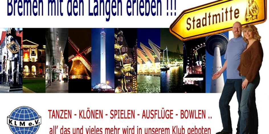 KLUB LANGER MENSCHEN (KLM) DEUTSCHLAND e.V. Bezirk Bremen