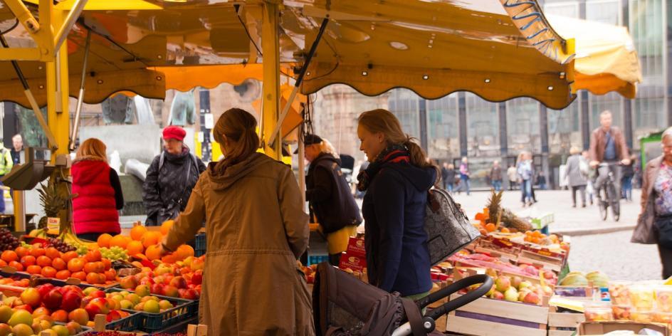 Wochenmarkt Domshof