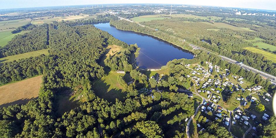 KNAUS Campingpark Oyten/ Bremen am Oyter See