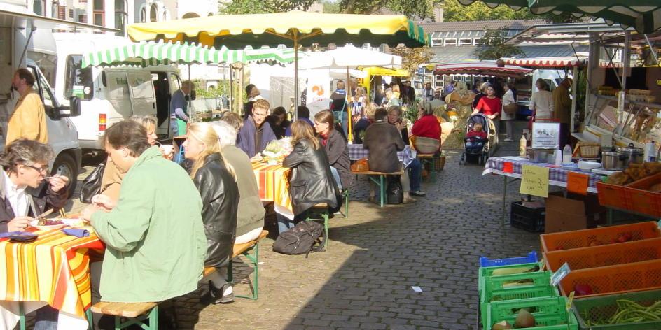 Bauernmarkt - Slevogtstraße