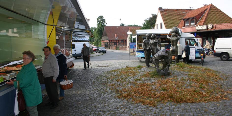 Wochenmarkt Arbergen