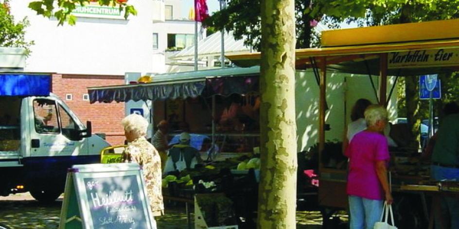 Wochenmarkt Habenhausen