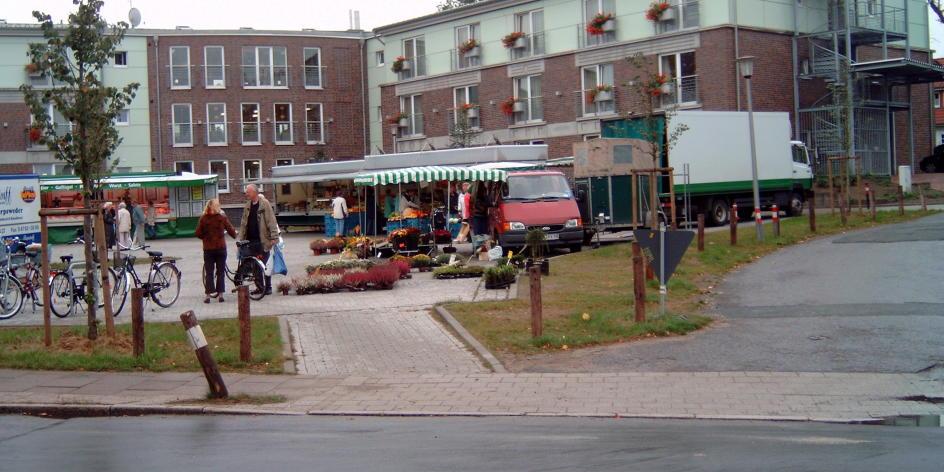 Wochenmarkt Oslebshausen