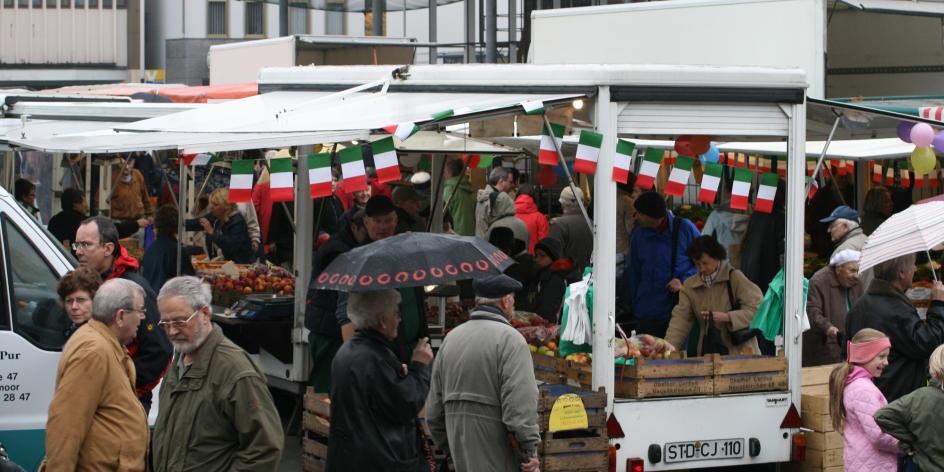 Wochenmarkt Vegesack