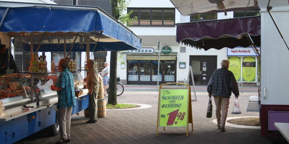 Wochenmarkt Woltmershausen