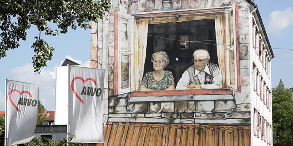 AWO - Arbeiterwohlfahrt - Geschäftsstelle Mitte