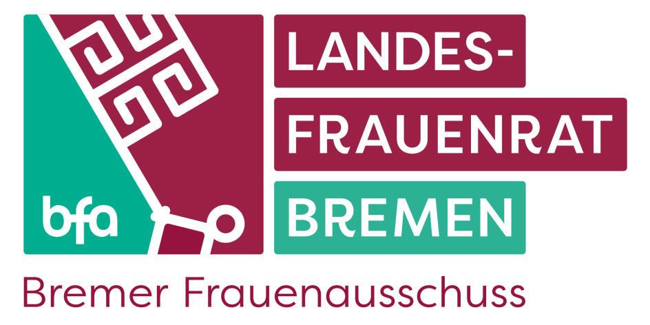 Landesfrauenrat Bremen - Bremer Frauenausschuss e.V. (bfa)