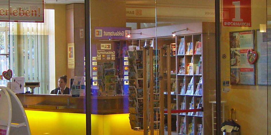 Tourist Information Hauptbahnhof Bremen De