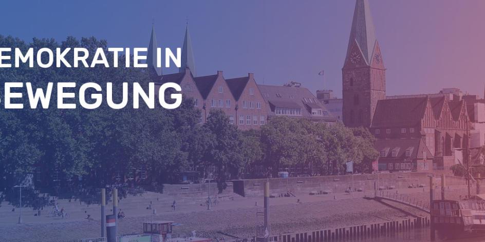 Demokratie in Bewegung Landesverband Bremen