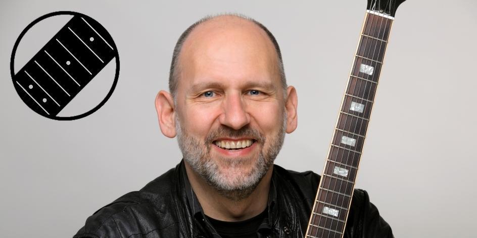 Caspar Heinemann, Gitarrenunterricht (Akustik und E-Gitarre)