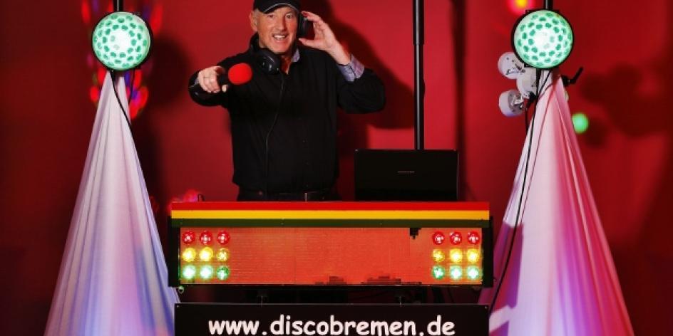 DJ-Helmut van Limbeek - Mobile Discothek