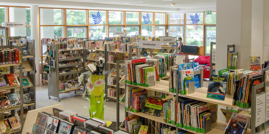 Stadtbibliothek Bremen - Bibliothek Osterholz