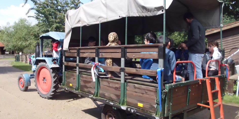 Kinderbauernhof Tenever