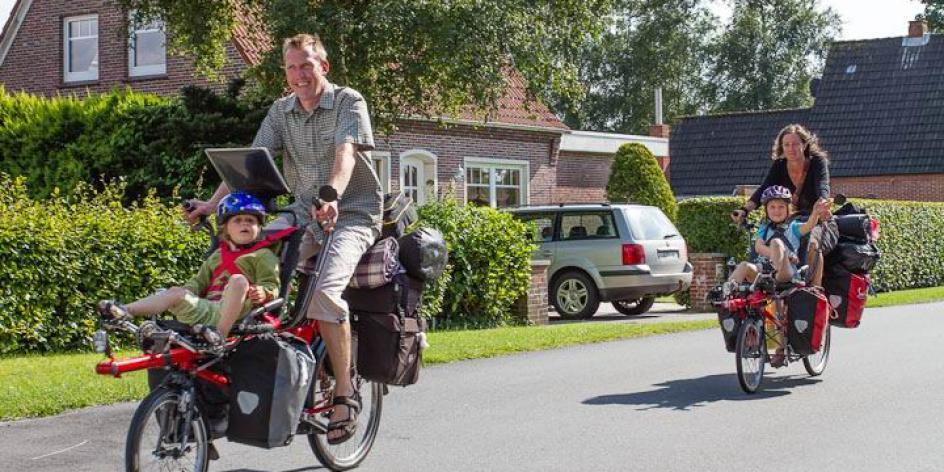 ADFC-DACHGEBER - ein Übernachtungsprojekt für Reiseradler