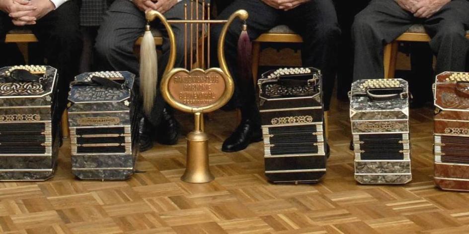 Bandonion-Verein - Harmonie - Blumenthal von 1910