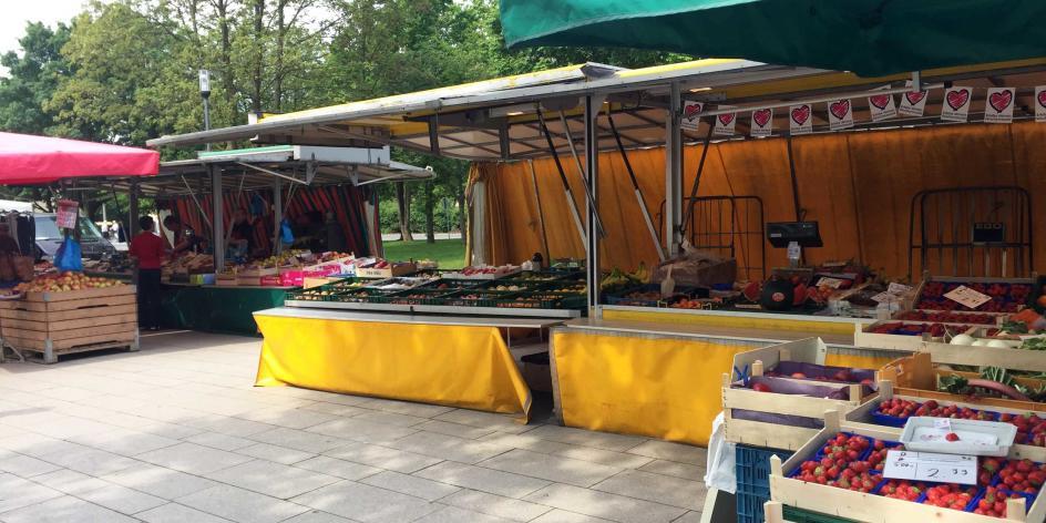 Wochenmarkt Osterholz