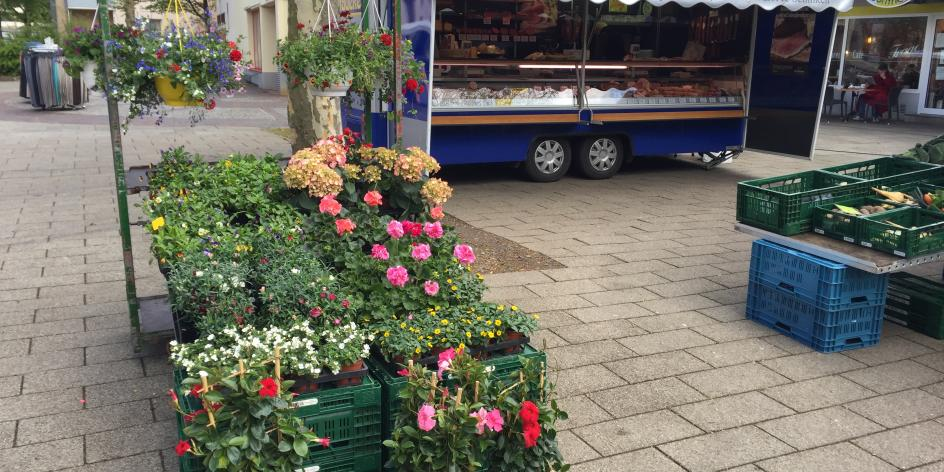 Wochenmarkt Gottfried-Menken-Str.