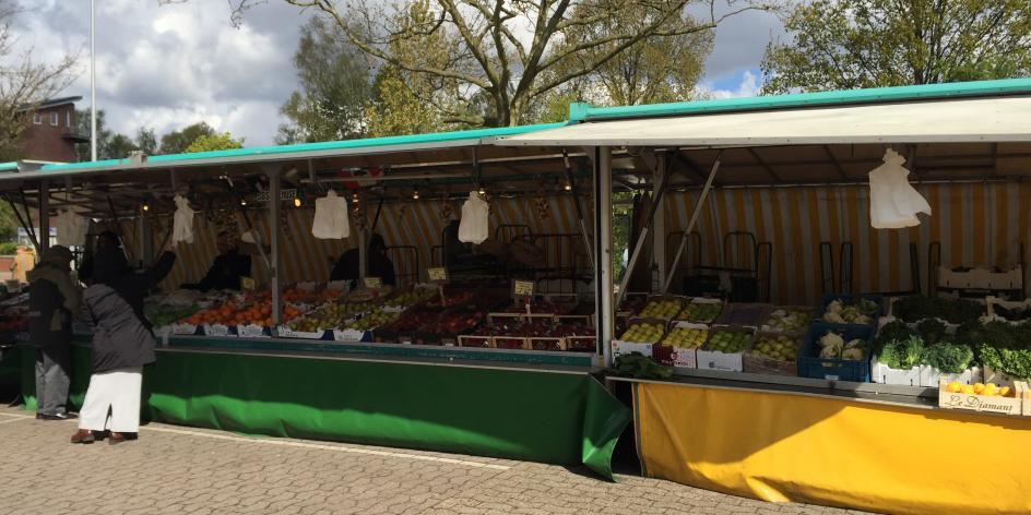 Wochenmarkt Obervieland