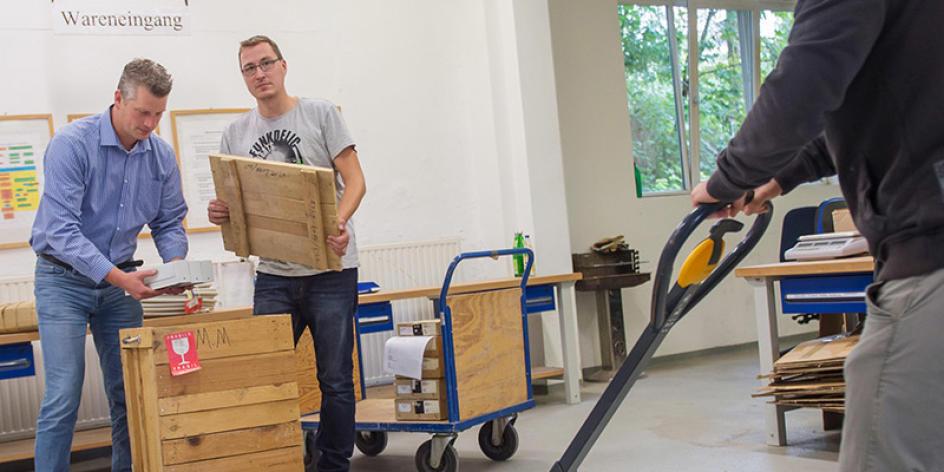 Friedehorst Teilhabe Arbeit
