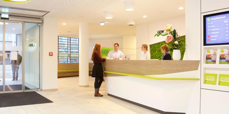GEWOBA Kundenzentrum