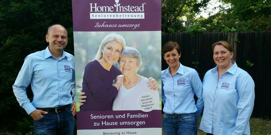 Home Instead Seniorenbetreuung
