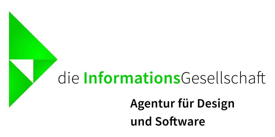 die InformationsGesellschaft – Agentur für Design und Software